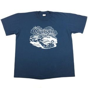 VTG Cruisin '95 Willows California Single Stitch
